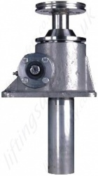 Stainless Steel Machine Screwjack Actuator, 2t to 100t