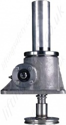 Stainless Steel Anti-Backlash Machine Screwjack Actuator, 2t to 150t