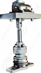 Inverted Rotating Style Anode Jack