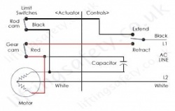 Hmpb Lb Series Wire Diagram on Hmpb 250lb Series Linear Actuator Specifications