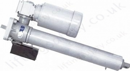 SCW02 and 03 Linear Actuator