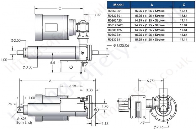 Parallel Motor Diagram