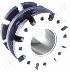 """1300 Series"" Rotary Union Flanged Swivel"