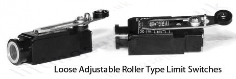 Loose Adjustable Roller Type Limit Switches