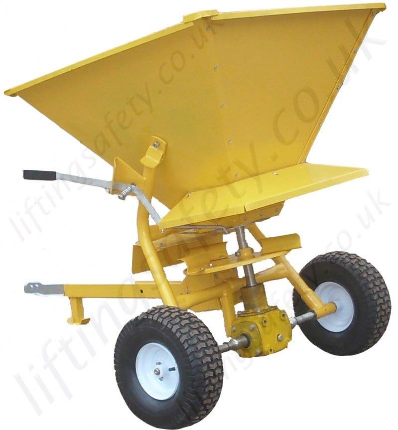 Snow Plough Fork Lift Truck Attachments - Lifting Equipment