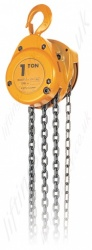 Kito CF Series Aluminium Manual Chain Hoists, Top Hook Suspended Range from 500kg to 3,000kg