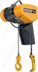 Eq Electic Hoist Small