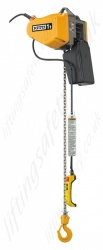 "Kito ""EQ Series"" Lightweight, Normal Duty Electric Chain Hoist - Range 125kg to 1000kg"