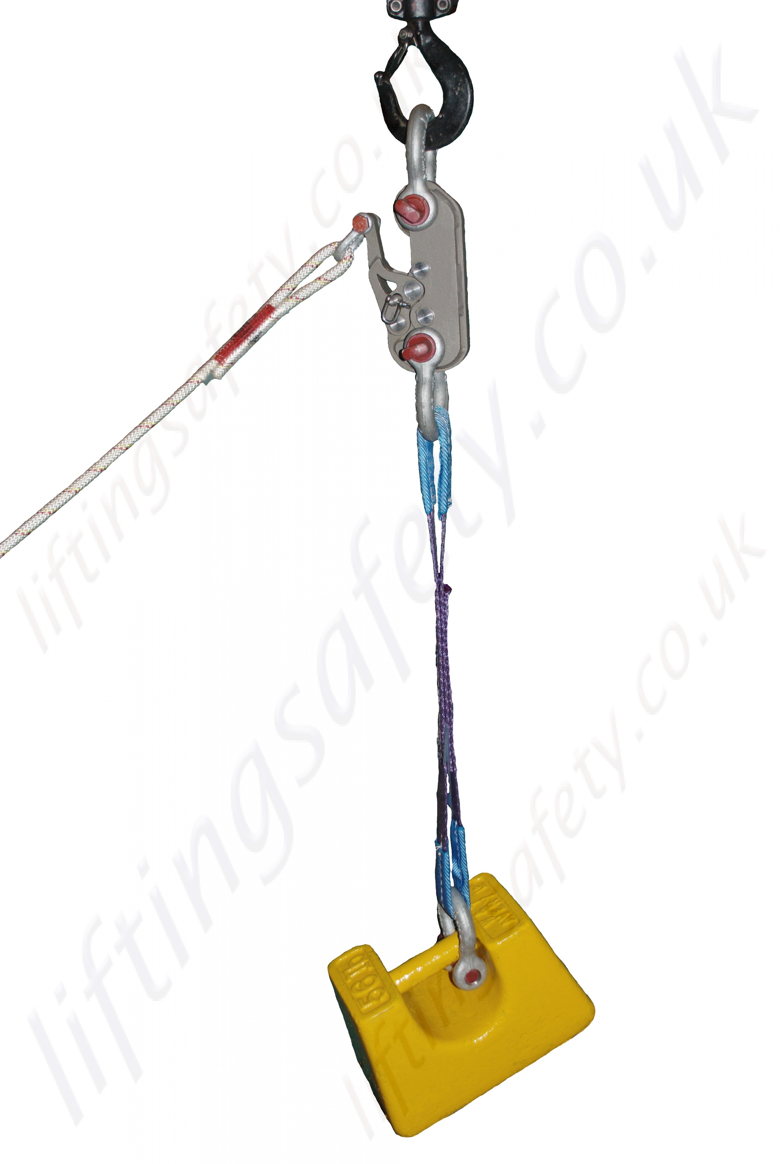 Liftingsafety quot load release remote hook clamp range