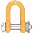 "Gunnebo ""SA"" Grade 8 ""D"" Shackles Range from 1,000kg to 21,600kg"