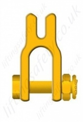 "Gunnebo ""GSA Series"" Clevis Shackle Range From 2,000kg to 8,000kg"
