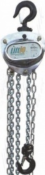 "Gunnebo ""LiftiQ Series"" Hand Chain Hoist Range from 250kg to 30,000kg"