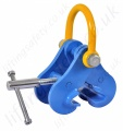 "Gunnebo ""DBC Series"" Fixed Jaw Super Clamp Range 3,000kg to 10,000kg"