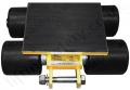 Lifting Safety Front Load Moving Skates, 3000kg or 6000kg