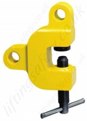 Camlok TSZ Two-Way Pulling Screw Clamp Range 500kg to 7500kg