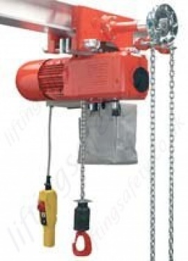 Akh Electric Chain Hoist Geared Travel Trolley