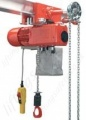 Hadef Premium AKH Electric Chain Hoist with Geared Travel Trolley. Range 250 to 30,000kg