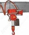Hadef APP Pneumatic Hoist With Pneumatic Travel Trolley Range 500kg to 30,000kg