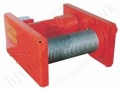 Hadef 42/87-E Electric Wire Rope Pulling Winch Range from 500kg to 10,000kg