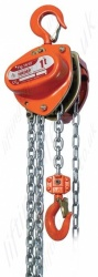 Hadef 14/12 Premium Spur Gear Hoist, Range from 500kg to 10,000kg