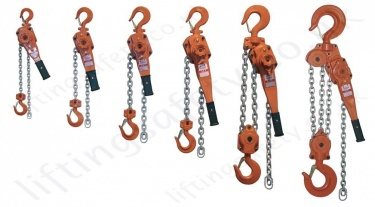 Hadef 53 07 Ratchet Hoists