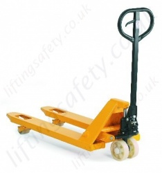 LiftingSafety Hand Operated Pallet Truck, 2000kg