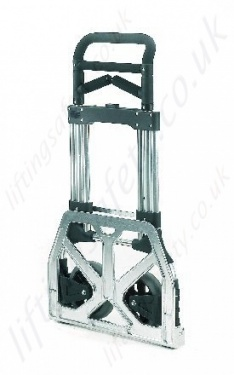 Ls Super Mini Compact Sack Truck Folded
