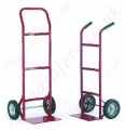LiftingSafety 100kg Steel Sack Truck