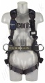 "Sala ""ExoFit"" NEX Wind Energy Fall Arrest Harness, with Belt, Size: S to L"