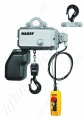 Hadef Professional 62/05 Electric Chain Hoist - Top Hook / Eye Suspended. Range 125kg to 2,000kg
