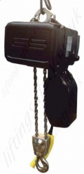 GIS Food Grade Electric Chain Hoist - Range from 250kg to 1250kg