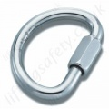 "Abtech ""PPESCZ10"" Semi Circular Galvanised Steel. Rating 45kN - Gate Opening 10mm"