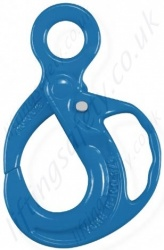 Yoke Grade 10 Grip Safe Eye Self Locking Hook