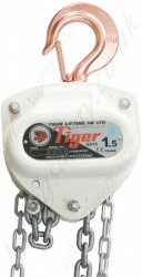 "Tiger ""SS12 XCB"" Spark Resistant Chain Block - 500kg to 20 tonnes"