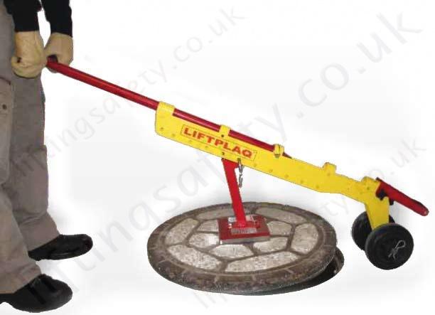 Eurosign quot liftplaq magnetic manhole cover lifter