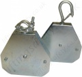 Tractel Safety Pulley Poulistop2