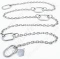 Grade 50 316L Stainless Steel Pump Lifting Chain - 500kg to 6300kg