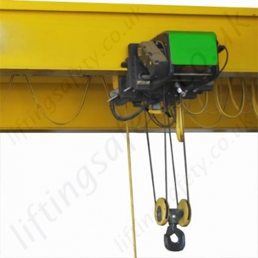 Crane Spares / Hoist Parts - LiftingSafety