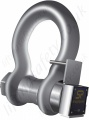 Straightpoint Wireless Load Shackle - 3250kg to 400 tonne