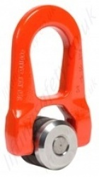 "Codipro ""WE.DSR"" Double Articulated Weld-On Swivel Hoist Ring Capacity from 2000 Kg to 5000 Kg"