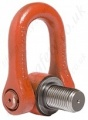 "Codipro ""DSS+C"" Double Swivel Shackle with Centering - Capacities From 5,000 Kg to 32,100 Kg"