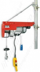 HE 200 Scaffold Hoist, 110v, 25m Working Height, 200kg Capacity