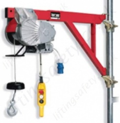HE 235 Scaffold hoist, 110v, 35m Working Height, 200kg Max. Capacity