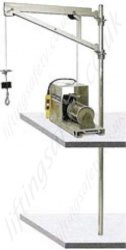 HG 200 Scaffold Hoist, 110v, 100m Working Height, 200kg Capacity