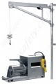 HG 200 Scaffold Hoist, 100m Max. Working Height, 200kg Capacity