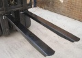 Forklift Truck Fork Extensions - Various sizes from 1220mm to 2438mm in length