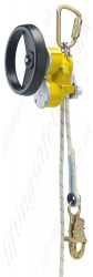 "SALA ""Rollgliss R550"" Automatic Rescue Descender and Emergency Escape Device - Rope Lengths 10 to 300 Metre"
