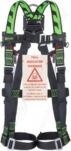 MA04 H Design Harness - Front Fall Indication
