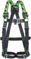 Miller Duraflex MA08 H-Design 2 Point Harness with Front and Rear Anchorage