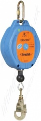 "Tractel ""Blocfor AES"" Inertia Reel Fall Arrest Block - 10m Length"
